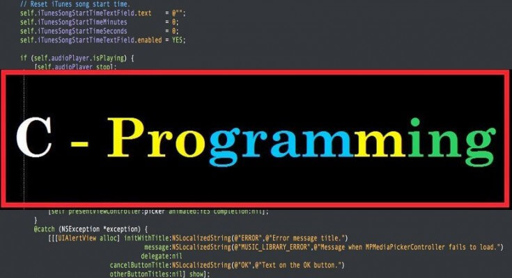 C Program Examples Code College Project