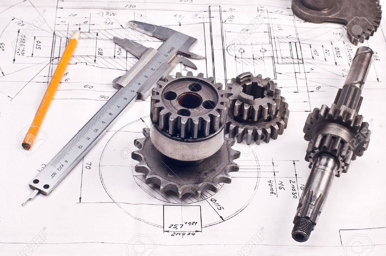 Cad Design Services : Engineering project college